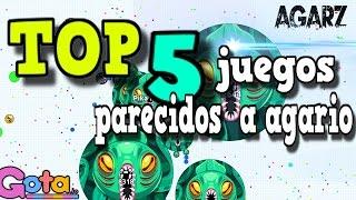 TOP 5 JUEGOS PARECIDOS A AGAR IO | juegos identicos