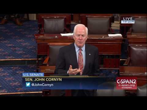 Cornyn: President's Budget Prioritizes National Security, Fiscal Discipline