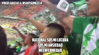 CÁNTICOS/FECHA 19/NACIONAL VS LEONES.