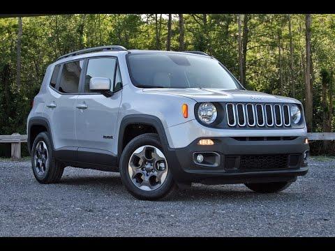 2015 Jeep Renegade - Driven