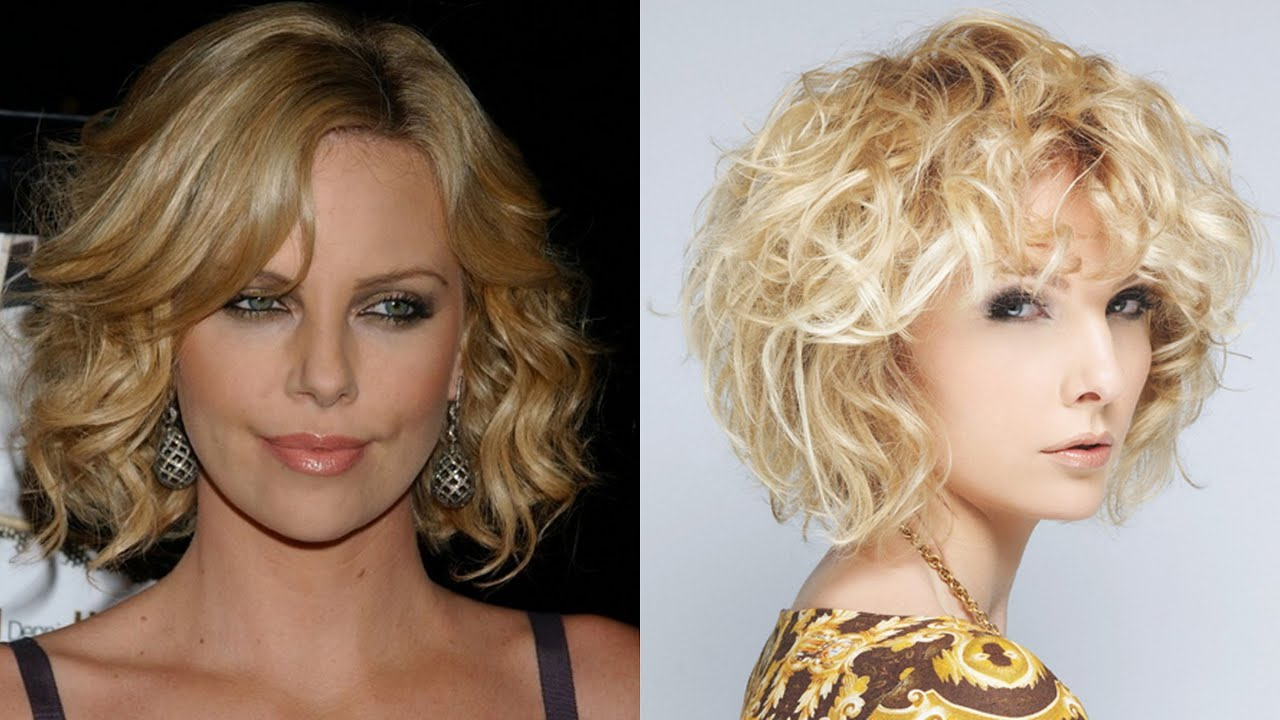 spectacular curly bob hairstyles