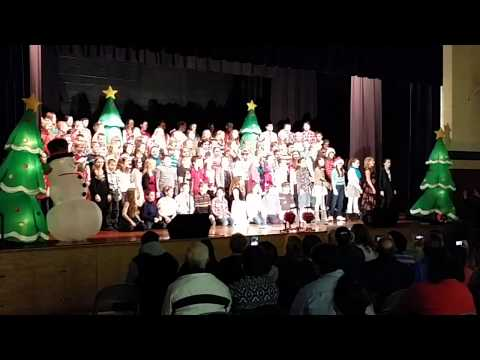 Light the Kinara for Kwanzaa - 5th Grade 2014