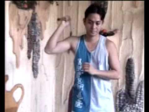 chris soriano 's chaku demo (philippines)