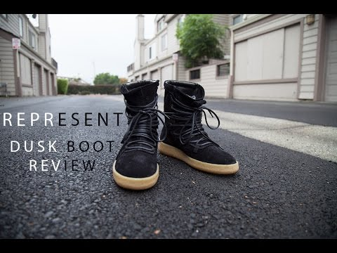 acd016284074e Represent CLO. Dusk Boot Review On foot (Stone CW) by Sari Qasem