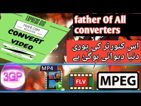 Best Video Converter For Computer | Change Video Resolution | Convert Video For PC download Software