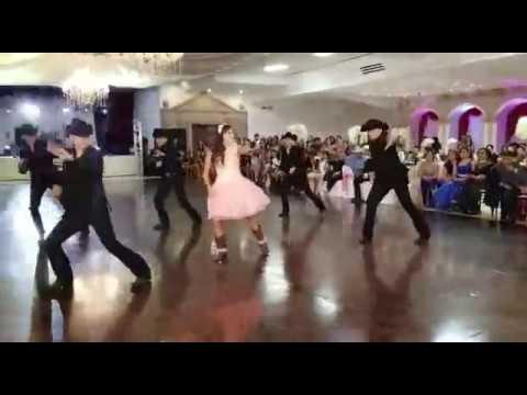 Cumbia Surprise Dance by Ayramar!