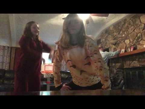Us randomly dancing for 20 minutes