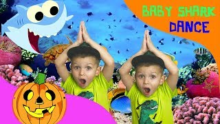 BABY SHARK DANCE Sing and Dance Animal Songs Songs for Kids