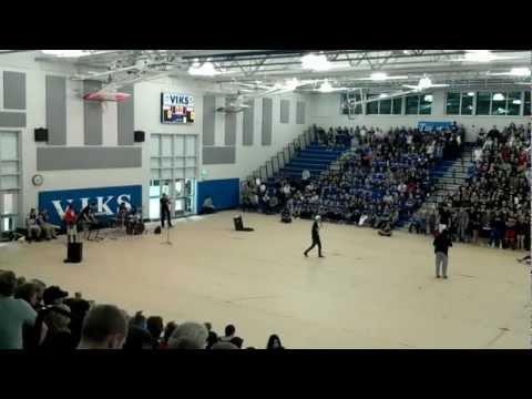Curtis High School Homecoming - Senior Octet