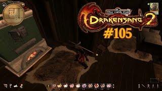 Der Schatten, der den Keller durchflattert - Drakensang II - Am Fluss der Zeit #105