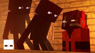 I'M ENDERMAN - Minecraft Animation by Loonight