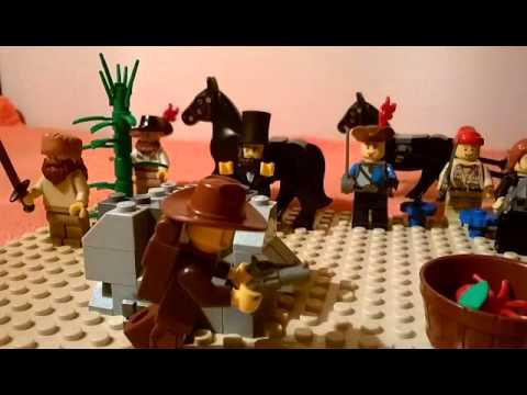 LEGO Indiana Jones Adventures: Indy vs The Cowboys - trailer
