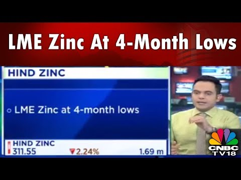 Movers & Shakers | LME Zinc at 4-Month Lows; Alumina Prices Hit Multi-Year High | CNBC TV18
