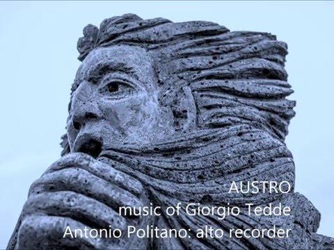 Austro - Antonio Politano alto recorder -  by Giorgio Tedde