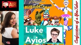 Teen YouTuber turns full-time Professional Youtuber. Luke from Miffed Crew reveals all | Show #10
