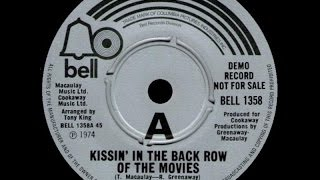 [1974] The Drifters ∙ Kissin