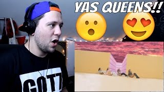Little Mix - Touch (Official Video) | Reaction