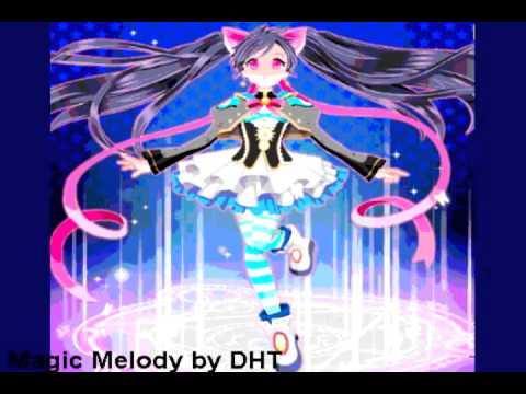 Nightcore-Magic melody