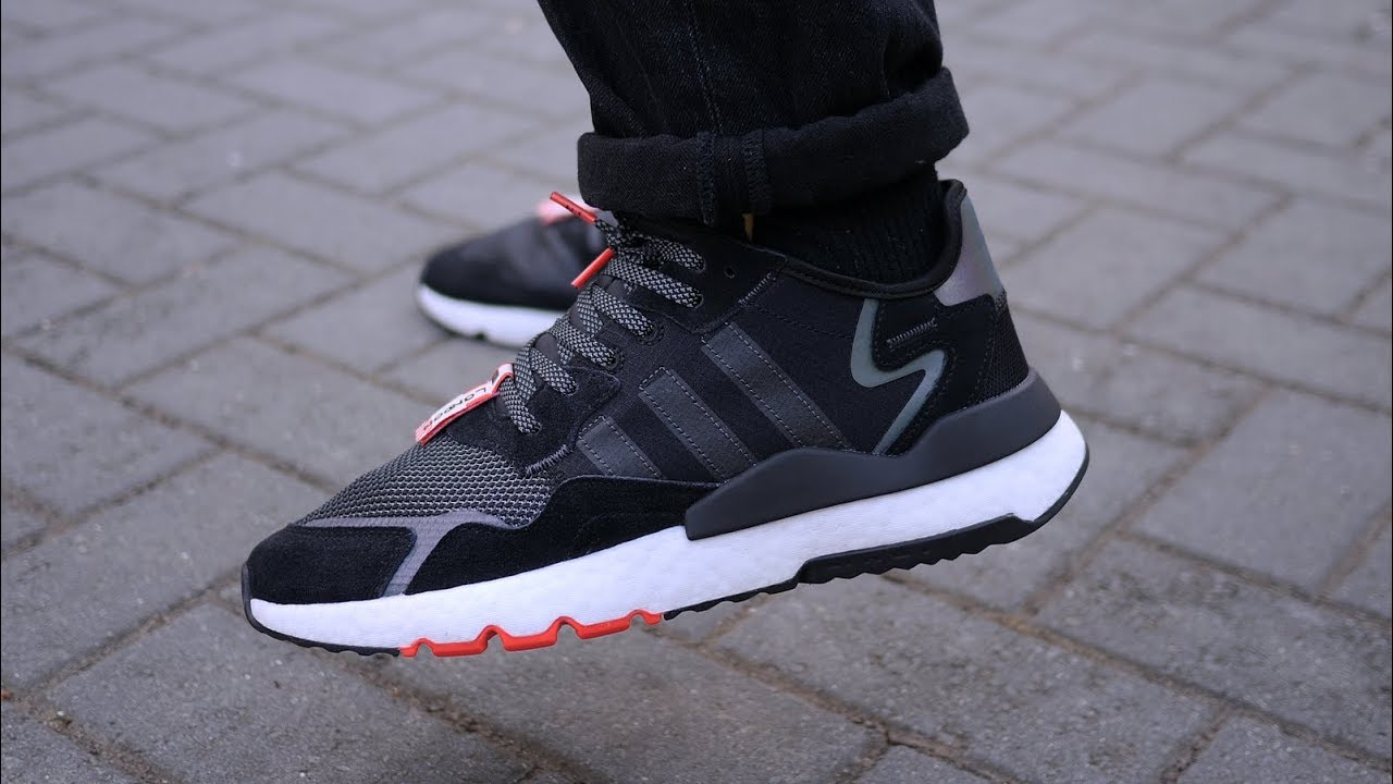 Adidas Nite Jogger 'Jet Set' Review