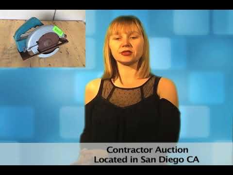 Contractors Auction