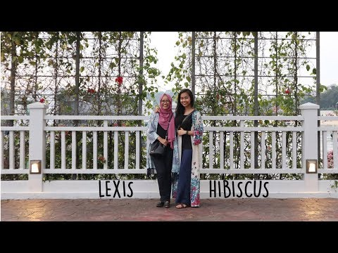 Vlog: 3D2N @ Lexis hibiscus Port Dickson