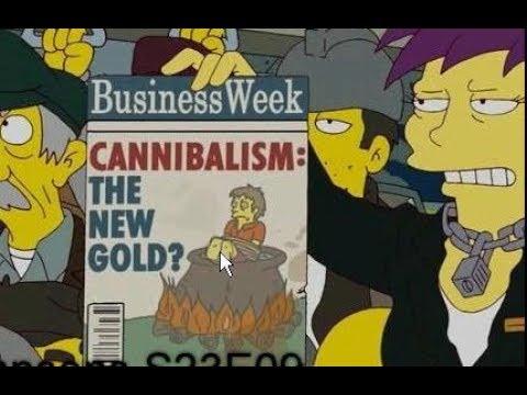 Simpsons Predict FUTURE OF AMERICA 2017
