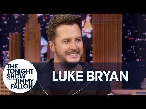 @TheBuffShow - Luke Bryan Talks Football and The Agony Of Singing The National Anthem...