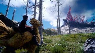 Final Fantasy XV - Uncovered trailer (version longue japonaise)