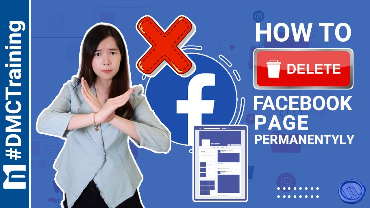 How To Delete Facebook Page Permanently 【Without Waiting For 10 Days】