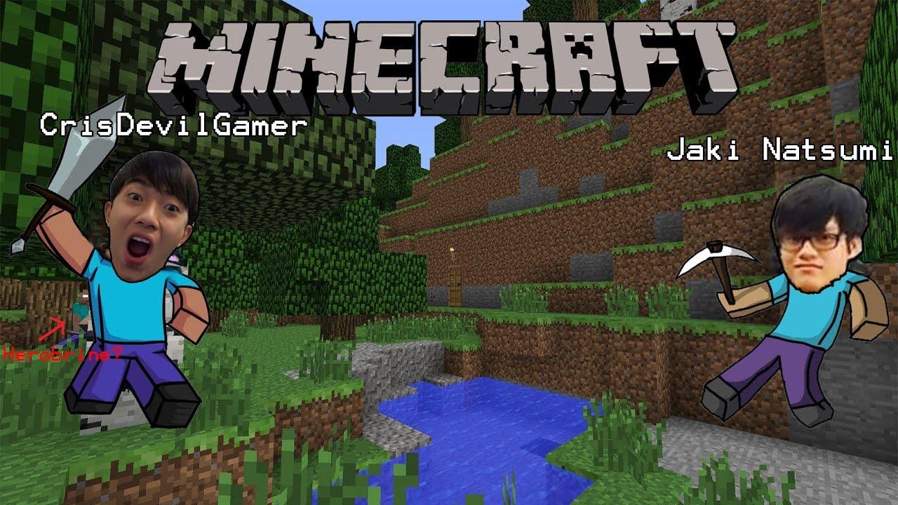 Minecraft coop (w/Jaki) – Ghé thăm nhà Jaki