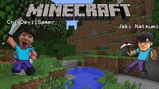 Minecraft coop (w/Jaki) - Ghé thăm nhà Jaki thumbnail