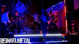 Anima Tempo - Art of Deception (en vivo) - Foro R&R Live