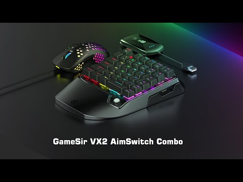 GameSir VX2 AimSwitch Combo - A Better Way To Victory