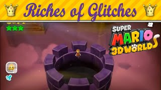 Riches of Glitches in Super Mario 3D World (Glitch Compilation)