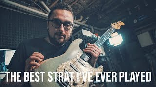The Best Strat Ive Ever Played || Echopark Guitars 64 Video