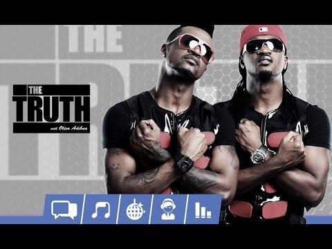 P-Square On 'The Truth' with Olisa Adibua