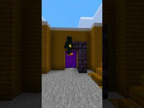 Underground BASE | Minecraft building ?⛺️#shorts