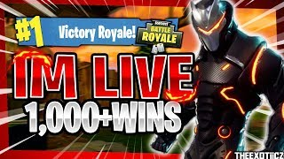 TOP PS4 SOLO PLAYER! #6 GLOBAL WINS LEADERBOARD! | 940+ SOLO WINS | Fortnite Battle Royale LIVE
