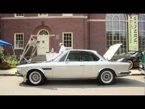 Saratoga Auto Museum: BMW Vintage