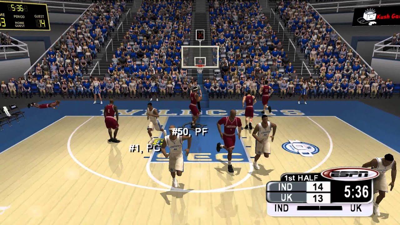 Uk Basketball: NCAA College Basketball 2K3