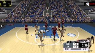 Dolphin Emulator 4.0.2 | NCAA College Basketball 2K3 [1080p HD] | Nintendo GameCube