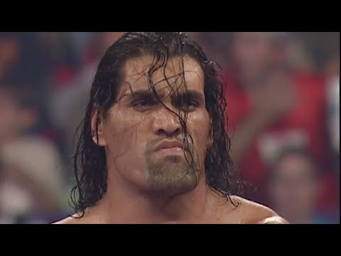 The Great Khali vs. Jeff Hardy: Raw, Sept....
