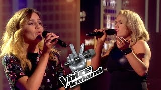 Kelsey Hoare vs Mary Ward - Walking in Memphis - The Voice of Ireland - Battles - Series 5 Ep11
