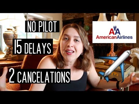 AMERICAN AIRLINES Is THE WORST AIRLINE And Here's Why
