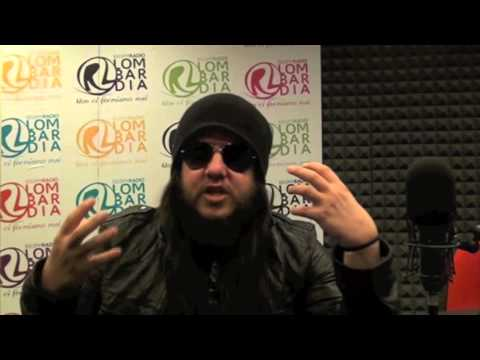 JOEY JORDISON (Scar the Martyr/Vimic) - interview @Linea Rock 2013 by Barbara Caserta