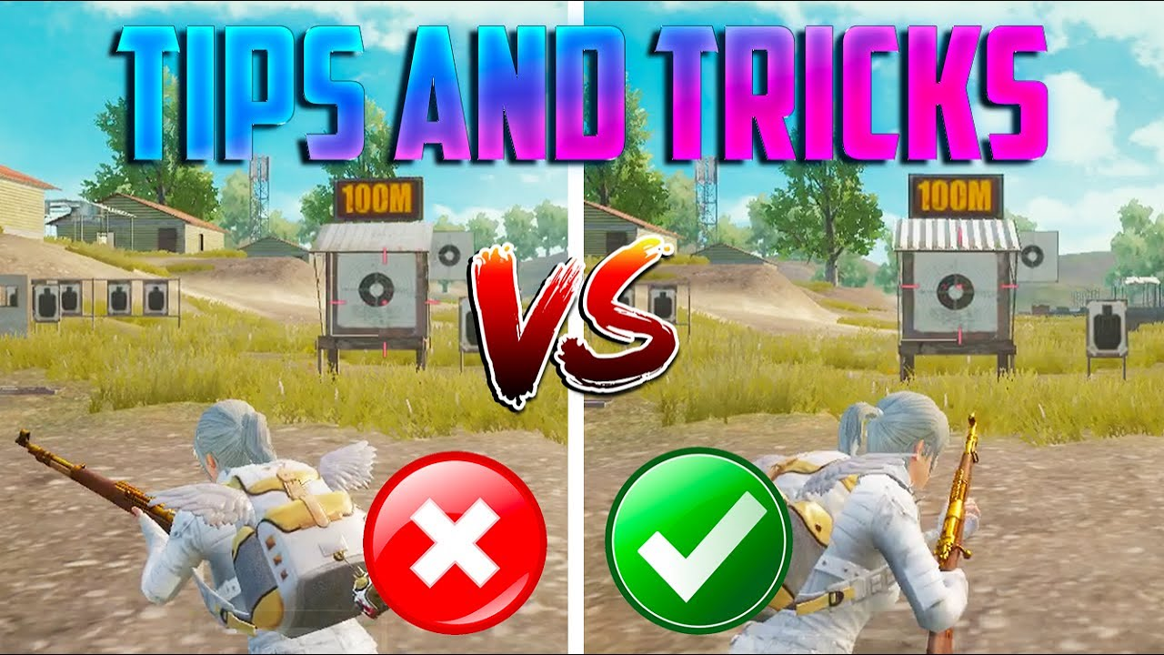 Conqueror's Top 10 Tips & Tricks | Guide to be Pro #6 | PUBG MOBILE