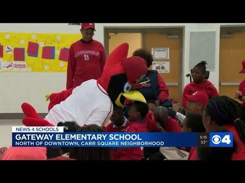 News 4 Schools: New lighting system at Gateway Elementary