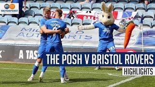 HIGHLIGHTS | Posh v Bristol Rovers