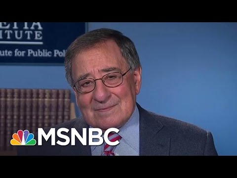 Leon Panetta: Unpredictability Okay If There Is An Underlying Strategy | The 11th Hour | MSNBC