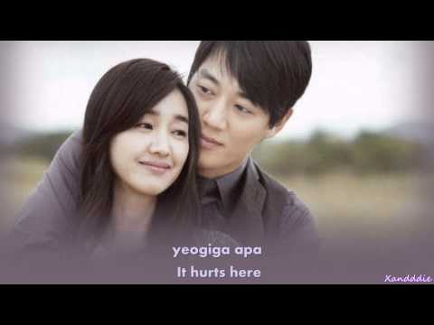 A Thousand Days' Promise ~ It Hurts Here(eng/rom sub)